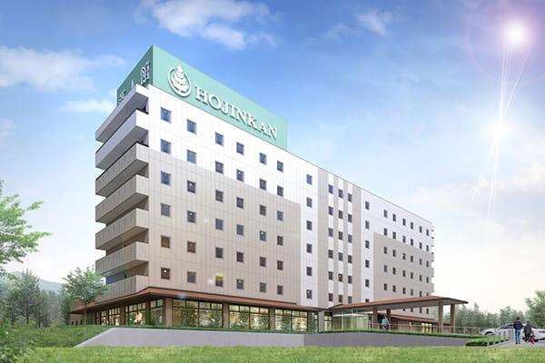 ホテル蓬人館